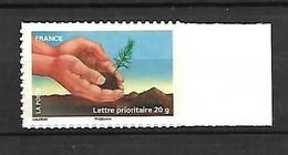 France 2011 - Yv N°526a ** - Terre (plantation) - France