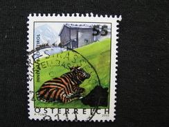 Österreich  2515  O - 2001-10 Used