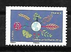 France 2011 - Yv N°537a ** - Terre - France