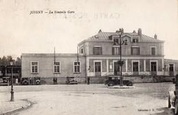 89 - JOIGNY - La Nouvelle Gare - Collection J.D. - Joigny