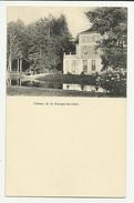 Sint-Joris-ten-Distel   *  Chateau De St. Georges-ten-distel