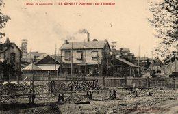 Mines De La Lucette-LE GENEST (Mayenne)-Vue D'ensemble - Le Genest Saint Isle
