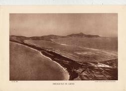 VAR, PRESQU'ILE DE GIENS, Planche Densité = 200g, Format: 20 X 29 Cm, (Cie Aérienne Française) - Historical Documents
