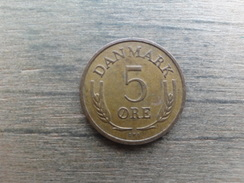 Danemark  5  Ore  1972  Km 848 - Denmark