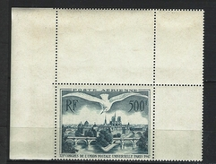 "FR Aerien YT 20 (PA) "" Congrès U.P.U. à Paris "" 1947 Neuf** BDF - 1927-1959 Mint/hinged"