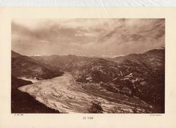 LE VAR, Le Cours D'eau, Planche Densité = 200g, Format 20 X 29 Cm, (Briquet) - Historical Documents
