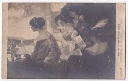 (Peintures Tableaux) 099, Salon Des Artistes Français, ND Phot 4592 Dt, Caputo, L'Avant Scène - Pintura & Cuadros