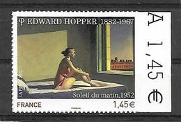 France 2012 - Yv N° 661A ** - Edward Hopper - Francia