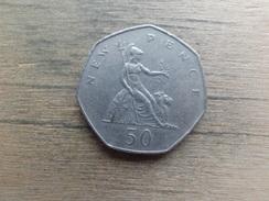 Grande-bretagne  50  New Pence  1979  Km 913 - 1971-… : Monnaies Décimales