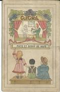 Publicité-Livret-Racahout Des Arabes-Pâte Et Sirop De Nafé Delangrenier-19,Rue Des Saint-Pères,Paris (Pliure Au Centre) - Publicités