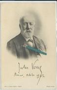 Jules Vernes-Amiens,octobre 1902-(CPA) - Ecrivains