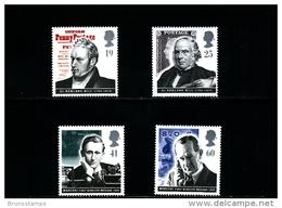 GREAT BRITAIN - 1995  HILL-MARCONI  SET  MINT NH - 1952-.... (Elisabetta II)