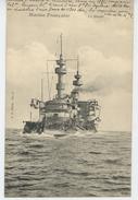 "BATEAUX - GUERRE - MARINE FRANCAISE - ""LE HOEHE "" - Warships"