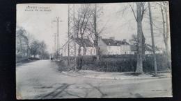 CPA D03 Doyet Route De La Gare - Autres Communes