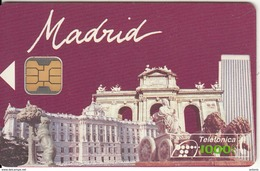 SPAIN - Madrid, 08/94, Used - Spain