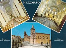 Mezzojuso Piazza Umberto - Italie