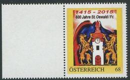 ÖSTERREICH / PM Nr. 8114297 / 600 Jahre St. Oswald / Fr. / Postfrisch / MNH / ** - Österreich
