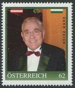 ÖSTERREICH / PM Nr. 8113589 / Heinz Habe / Postfrisch / ** - Personalisierte Briefmarken