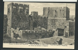 Tower Of David And Hippicus  - Obf0420 - Palestine