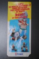 Publicité Ancienne CEJI Astérix Et Obélix Novembre 83 Figurines - Other Collections