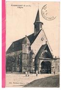 78 : MAURECOURT L'église - Maurecourt