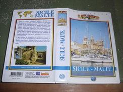 """Rare Film : """" Sicile Et Malte """" - Documentary"""