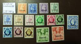 Tanger Michel  31 -45   ** MNH    #4685 - Oficinas En  Marruecos / Tanger : (...-1958