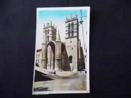 """Montpellier 1748 La Cathédrale 1947 """" Cachet Montpellier Centralisateur """" - Montpellier"""