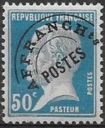 T 00204 - France 1922-47, Préo N° 68 Neuf Luxe, Côte 285.00 €