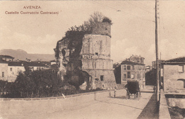Avenza, Castello Di Castruccio Castracani. Cartolina Non Viaggiata Anni 30 - Carrara