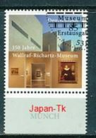GERMANY Mi.Nr.  2866 150 Jahre Wallraf-Richartz-Museum, Köln -used - BRD