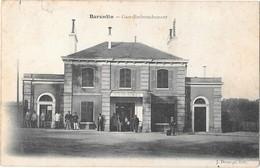 BARENTIN --La Gare-embranchement - France