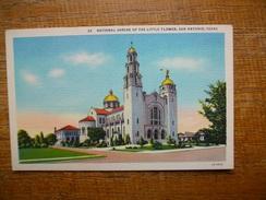 états-unis , Téxas , San Antonio , National Shrine Of The Little Flower - San Antonio