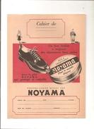 Protège Cahier NOYAMA Un Bon écolier A Toujours Les Chaussures Bien Cirées - Book Covers