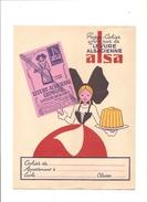 Protège Cahier ALSA Levure Alsacienne Chimique - Protège-cahiers