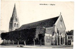 CPA 91 ( Essonne ) - ATHIS MONS - L'Eglise - Athis Mons