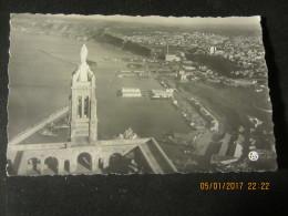 Cpsm ORAN  La Basilique De Santa Cruz Et Vue Générale - Oran