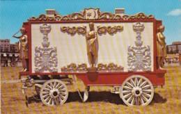 Wisconsin Baraboo Beauty Tableau Circus Wagon Circus World Museum - Sonstige