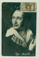 Italia / Italy - 1932 - Ugo Foscolo Stamp On Photocard - Maximumkaarten