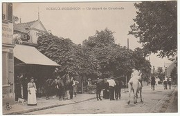 Sceaux-Robinson :: Un Départ De Cavalcade - Sceaux