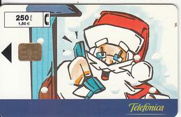 SPAIN - Christmas 1999, Tirage 16000, 12/99, Used - España