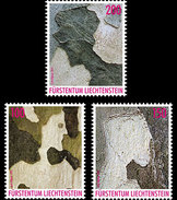 Liechtenstein 2016 - Artistic Photography: Erich Allgäuer Stamp Set Mnh