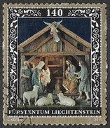 Liechtenstein 2011 Christmas 1f.40 Good/fine Used [31/28236/ND]