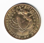 Medaille Arthus Bertrand 60 Plailly. Parc Astérix - Obelix  2010 - Arthus Bertrand