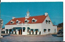 CANADA----QUEBEC'S MOST OUTETANDING MOTEL--st.nicolas Station--auberge De La Colline Motel Court...--voir 2 Scans - Quebec