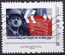 Personnalisé Personnalisés Général De Gaule Appel Du 18 Juin 1940 - France