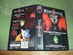 """Rare Film : """" Wishmaster """" - Action, Aventure"""