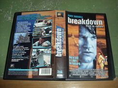 "Rare Film : "" Breakdown . Point De Rupture "" - Policiers"