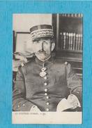Le Général Dubail. - Personnages