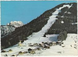 Dorfberglift Bei St. Oswald - Kartitsch - Osttirol - Austria - Österreich